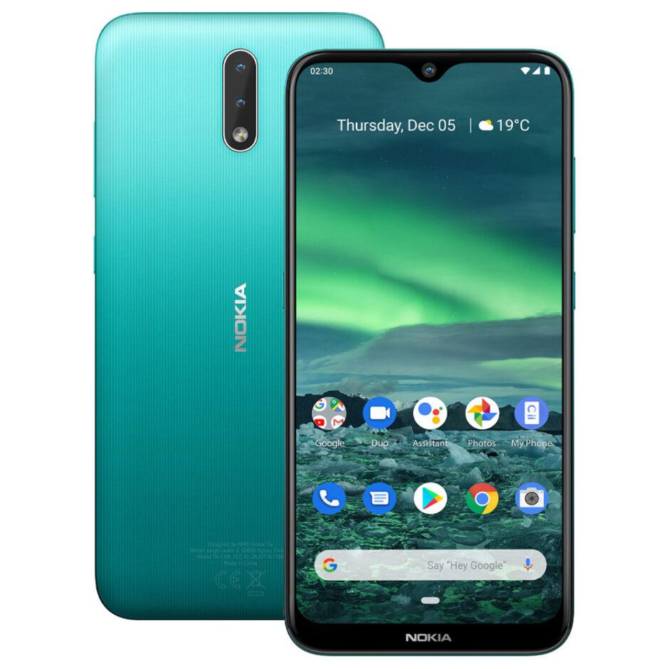Nokia-2.3-Green