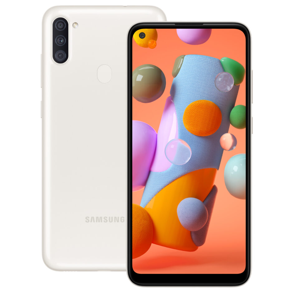 Samsung-A11-White