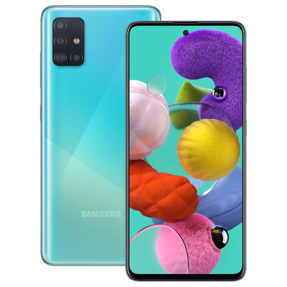 Samsung-A51_Blue