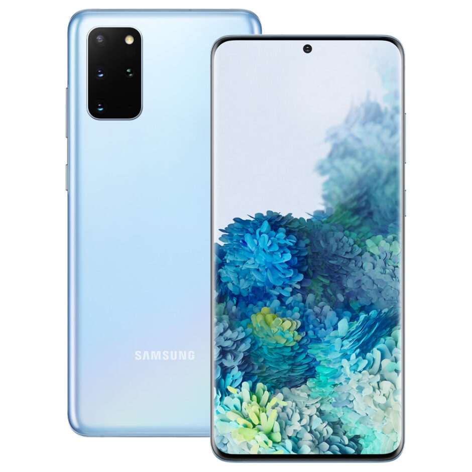 Samsung-s20+-Blue